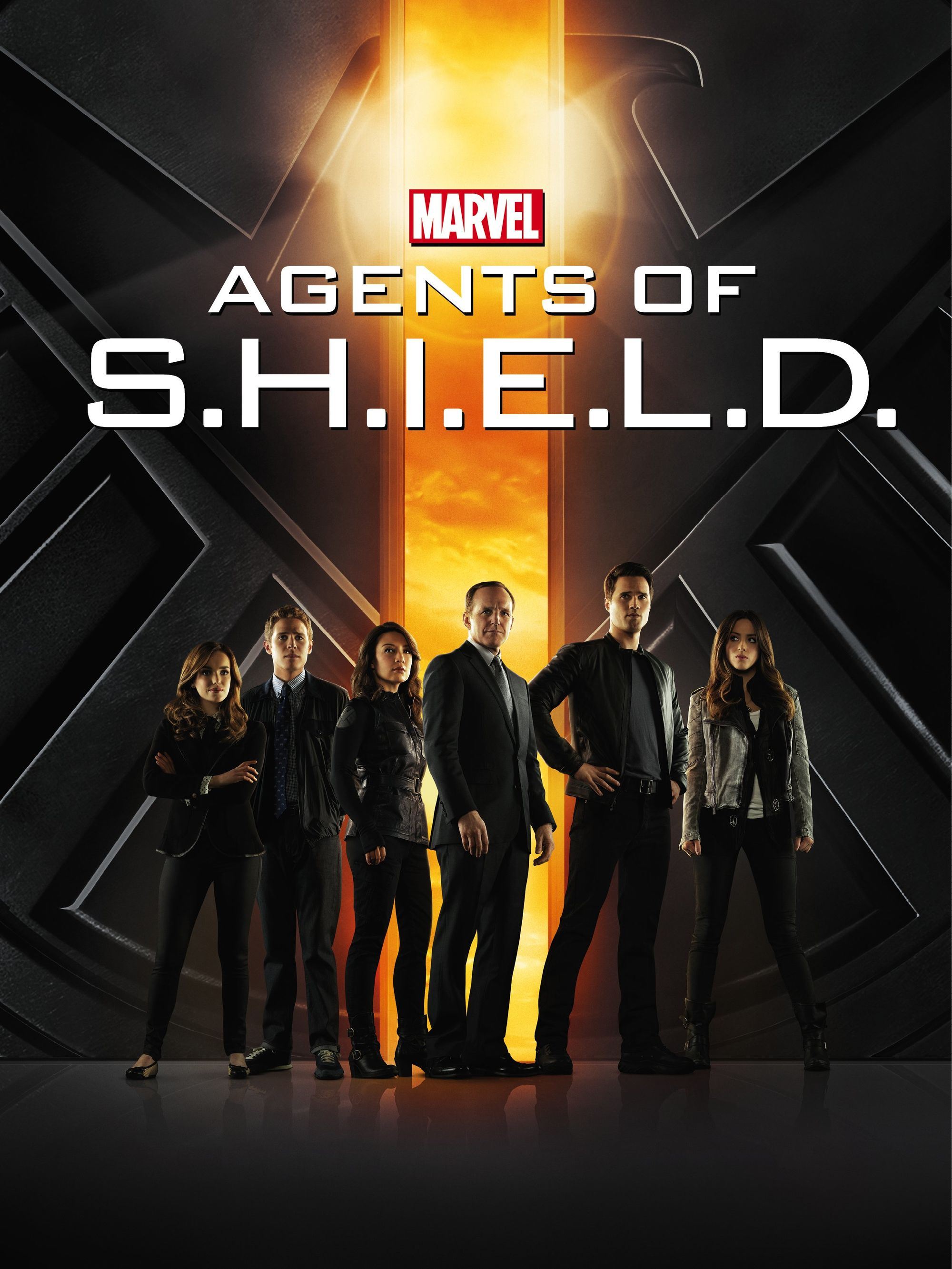 agents of shield staffel 1 stream deutsch