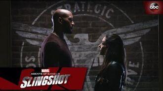 Slingshot Episode 3 Progress – Marvel's Agents of S.H.I.E.L.D.