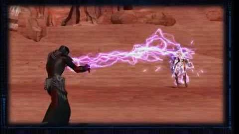 SWTOR Sith Inquisitor Revealed