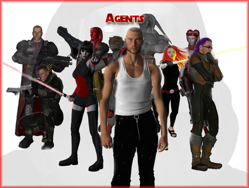 Player Agents