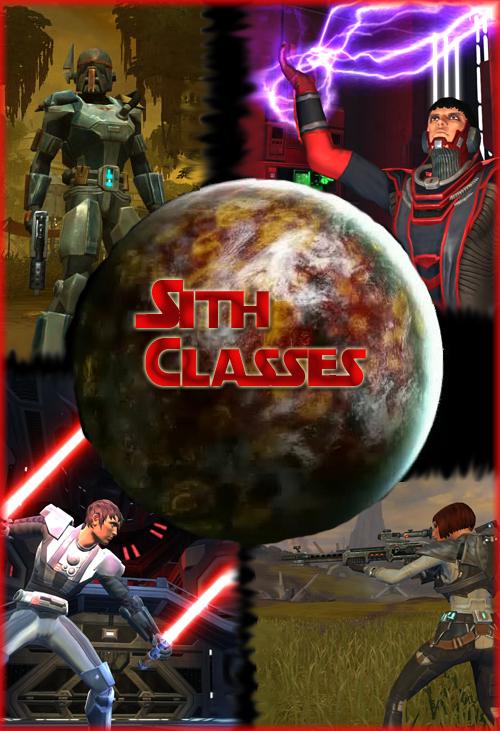 Sith Classes