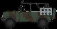 УАЗ-469 (Россия) кабриолет-1