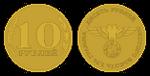 10 рублей (РНСР)