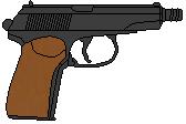 Пистолет Макарыч-СП (РП)