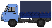 УАЗ-33036 (Россия) +Тент