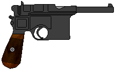 Mauser C-96 Bolo (Германия)