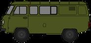 УАЗ-3909 (Росссия)