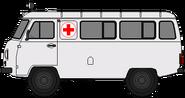 УАЗ-452А (Росссия)