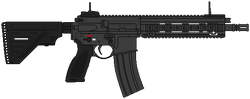 Colt-HK M93 (США-Германия)