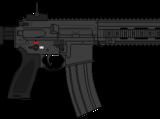Colt-HK M93