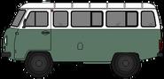 УАЗ-452В (Росссия)