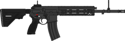 Colt-HK M91 (США-Германия)
