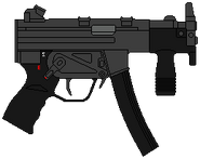 H&K MP5K (ФРГ)