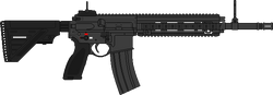 Colt-HK M92 (США-Германия)
