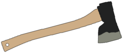 Топор плотницкий (1)