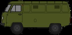 УАЗ-452 (Росссия)