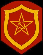 РССР - Вооружённые Силы - Нашивка (1)