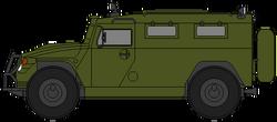 ГАЗ-2330 Тигр (Россия)