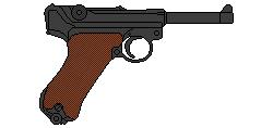 Luger P.08 Parabellum (Германия)