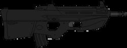 FN F2000 (Бельгия)