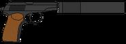 Пистолет Макарыч-СП (РП) +глушитель