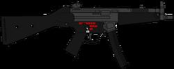 H&K MP5A4 (ФРГ)