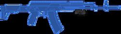 Цевье - FAB Defence FBA-L Speed Light G2 V3 (США)