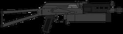 Izhmash PP-19 Bizon-2 (1)