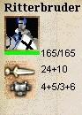 Ritterbruder stats