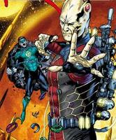 Villains of Graxos IX