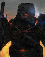 Hellstorm Class SymFrame