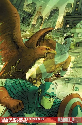 Falcon, the (8)