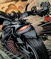 The Batcycle