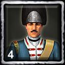 British Home City 2 (4 Grenadiers)