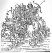 Herberstein Muscovite-CavalryArcher