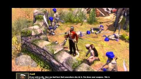 Extinguished - Act III India Cinematic - Age of Empires III The Asian Dynasties