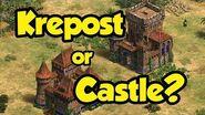Krepost vs Castle Analysis