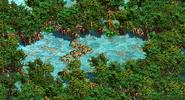 Mangrove mines