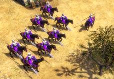長矛騎兵2
