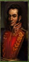 Simón Bolivar retrato
