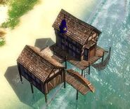Dock Colonial Age