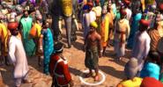 Nanib talks to mad arsonist