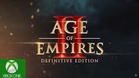 Tráiler de Age of Empires II Definitive Edition para Xbox Game Pass PC