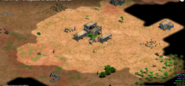 Enemy Island starting positon