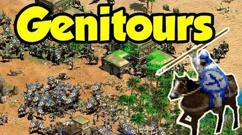 Genitours AoE2