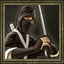 Ninja portrait