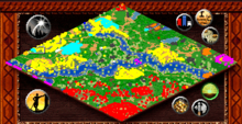 Sforza level 2 map 1