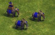 Aoe1 Elephant Units