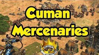 Cuman Mercenaries in AoE2