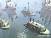 Warships fog